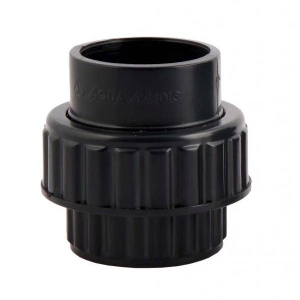 AQUA MEDIC Raccord Union PVC démontable pour tube 32 mm