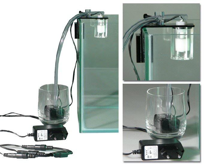 PREIS Nano Water Controller compensateur automatique d\'évaporation d\'eau pour Nano-Aquarium
