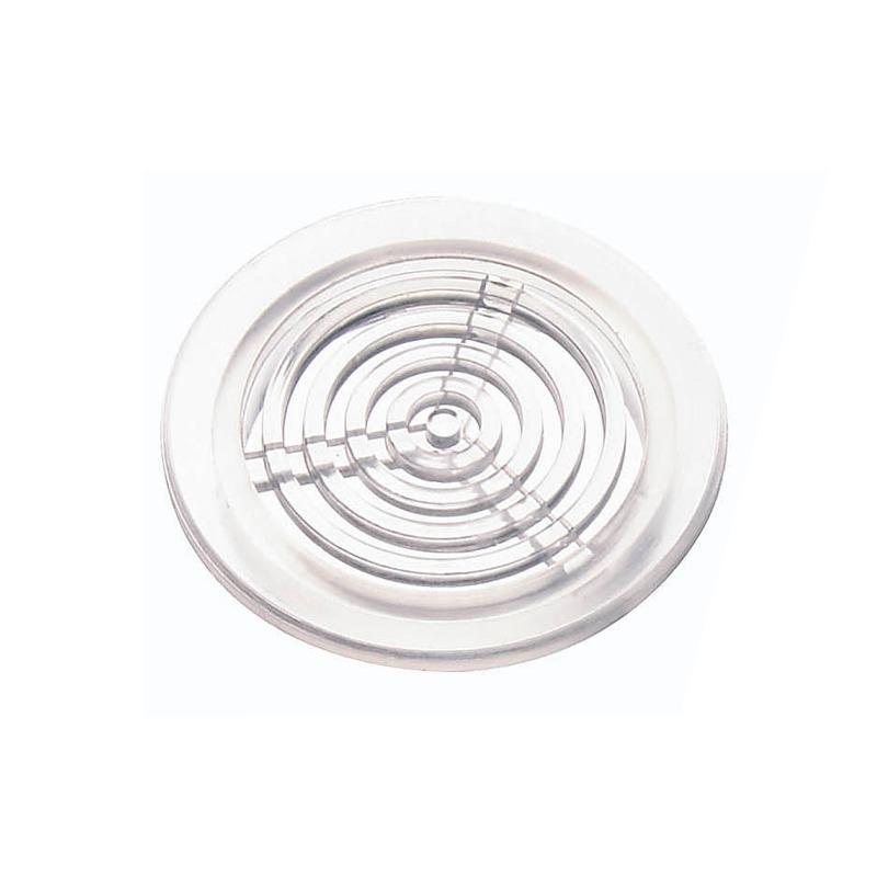 AQUA MEDIC Grille ronde 40 mm Transparante