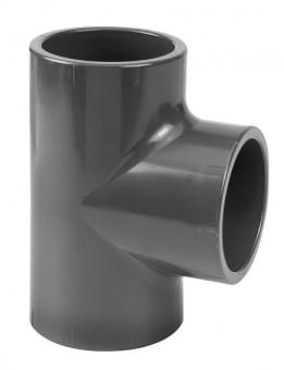 VDL Raccord en T 90° PVC diamètre 50 mm