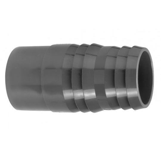 VDL Raccord PVC à coller 16 mm pour tuyau souple 16/22 mm