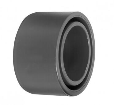 VDL Réduction courte PVC à emmancher 25 mm vers 12 mm