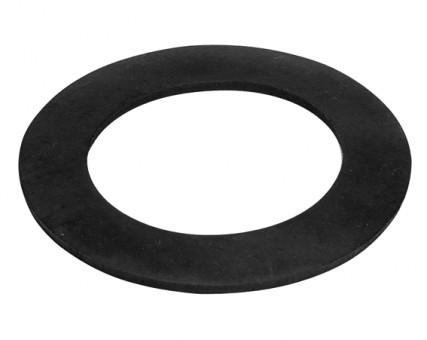 VDL Joint pour collet PVC diamètre 63 mm - Dimensions 88 x 60 x 3 mm