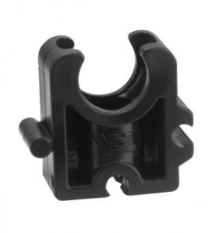 VDL Collier pour tube PVC diamètre 12 mm
