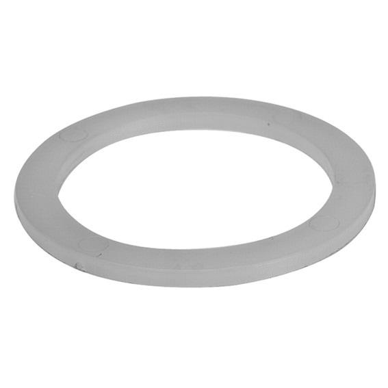 VDL Bague pour passe paroi PVC avec partie filetée taille 21/2