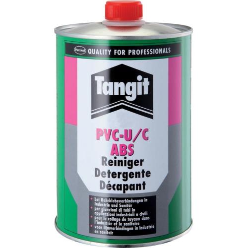 TANGIT Décapant PVC-U/C/ABS 1000 ml nettoyant avant collage