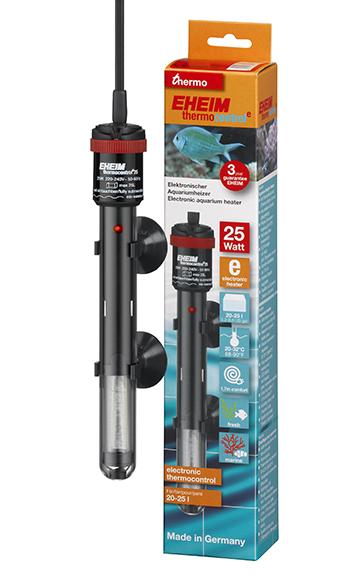 EHEIM thermocontrol e25 chauffage électronique pour aquarium de 20 à 25 L