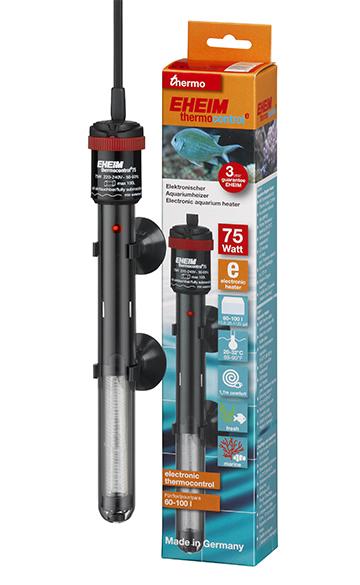 EHEIM thermocontrol e75 chauffage électronique pour aquarium de 60 à 100 L