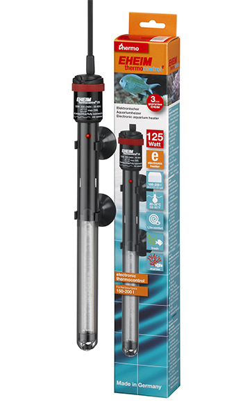 EHEIM thermocontrol e125 chauffage électronique pour aquarium de 150 à 200 L
