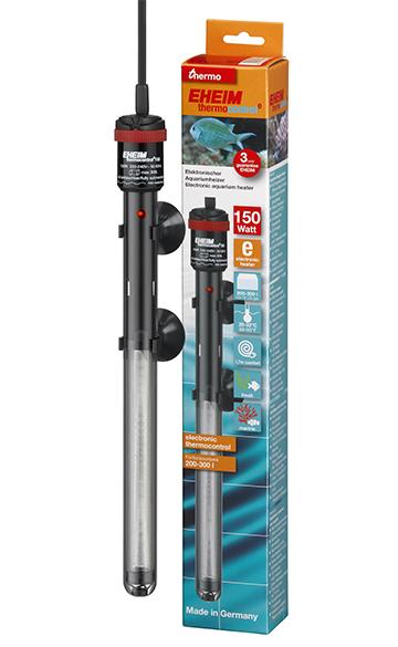 EHEIM thermocontrol e150 chauffage électronique pour aquarium de 200 à 300 L