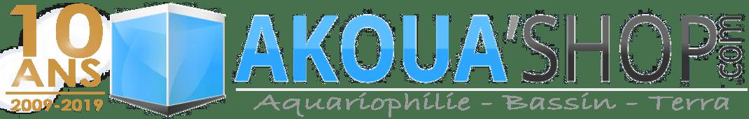 AkouaShop - Boutique Aquariophilie : Aquarium, matériel et accessoires en ligne dans notre magasin