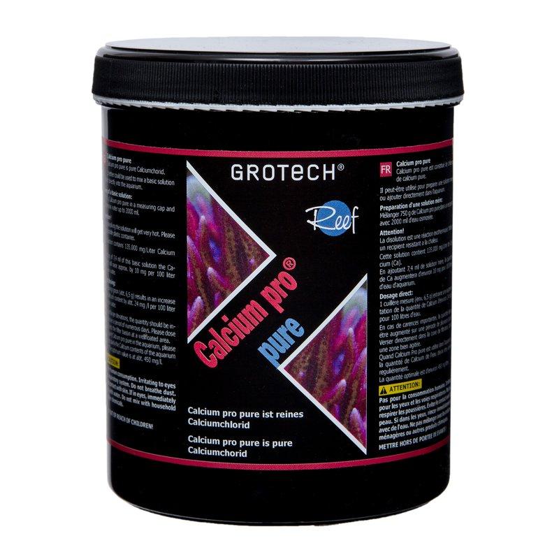 GROTECH Calcium Pro Pure 2500 gr poudre de chlorure de calcium pure