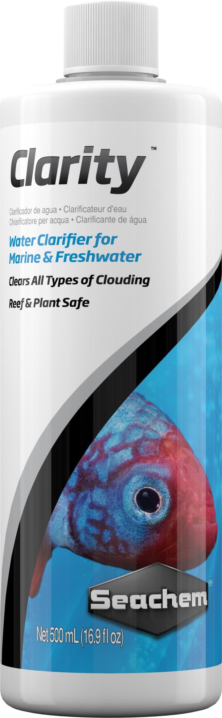 SEACHEM Clarity 500 ml clarificateur de qualité pour une eau cristaline