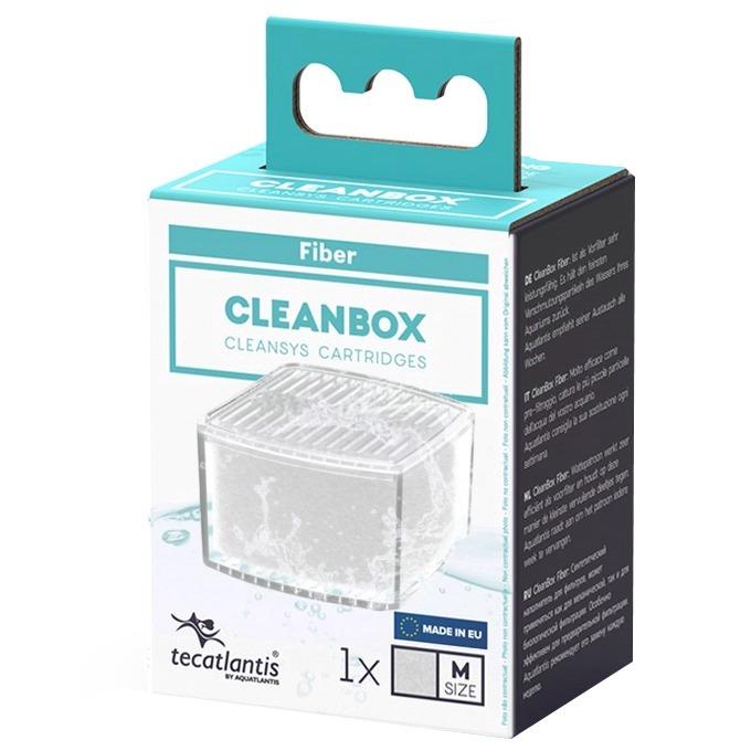 AQUATLANTIS CleanBox M recharge Ouate de filtration pour filtre interne CleanSys 600 et 900