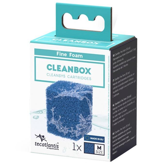 AQUATLANTIS CleanBox M Mousse Fine de filtration pour filtre interne CleanSys 600 et 900