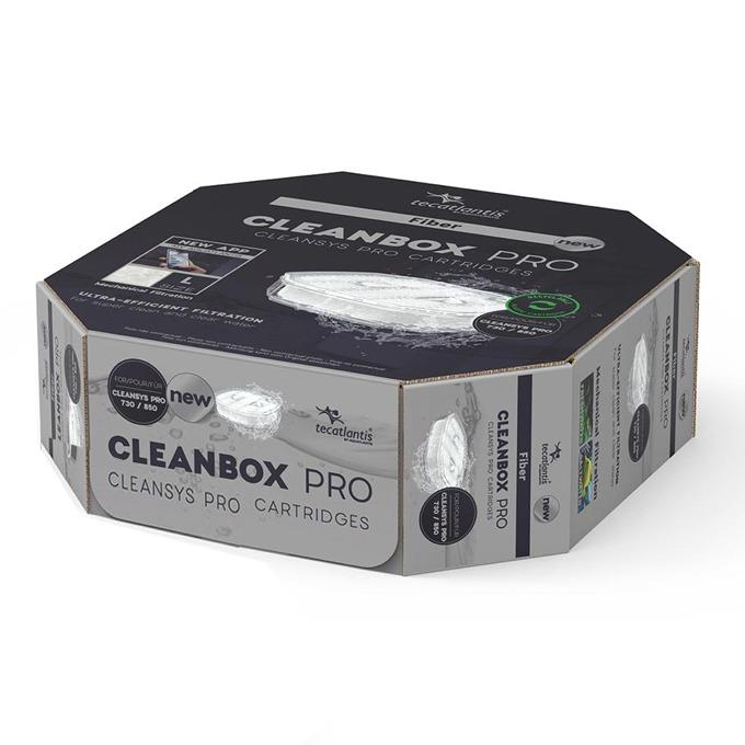 AQUATLANTIS CleanBox Pro L recharge Ouate de filtration pour filtre externe CleanSys PRO 730 et 850