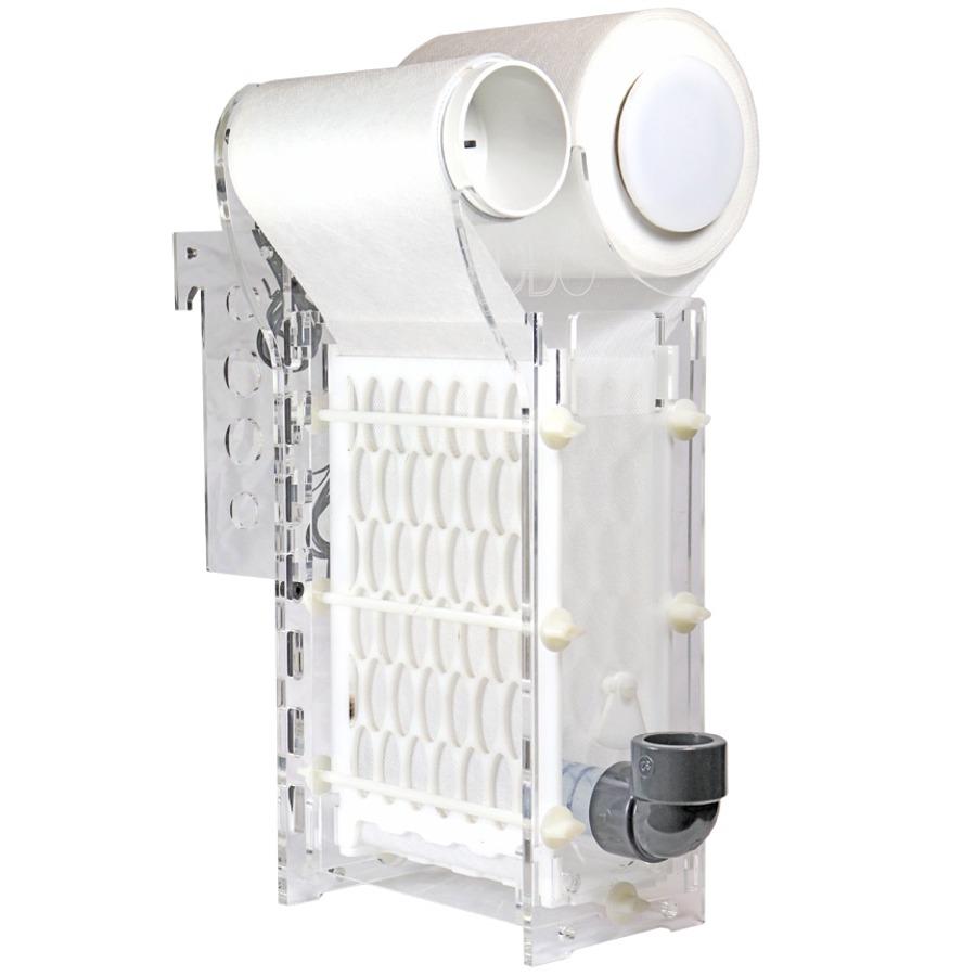 D-D ClariSea G2 SK-5000 sytème de filtration à papier automatique pour descente d\'eau en aquarium