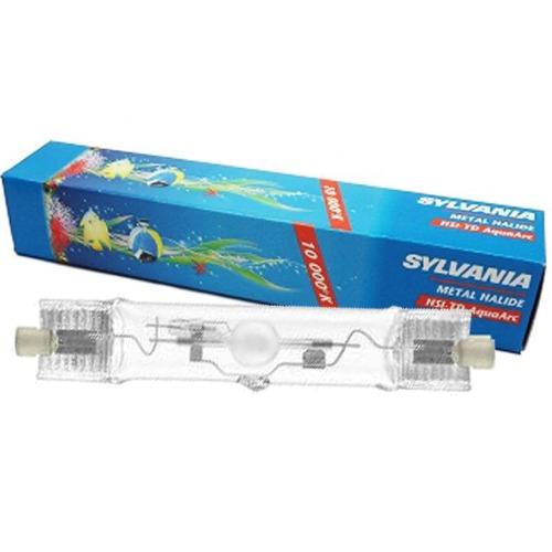 SYLVANIA AquaArc HQI 150W ampoule 10000 Kelvin avec culot RX7S