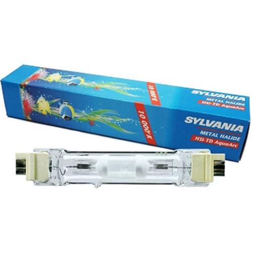 SYLVANIA AquaArc HQI 250W ampoule 10000 Kelvin avec culot FC2