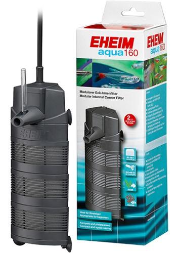 EHEIM Aqua 160 filtre d\'angle interne multifonction 440 L/h pour aquarium de 60 à 160 L