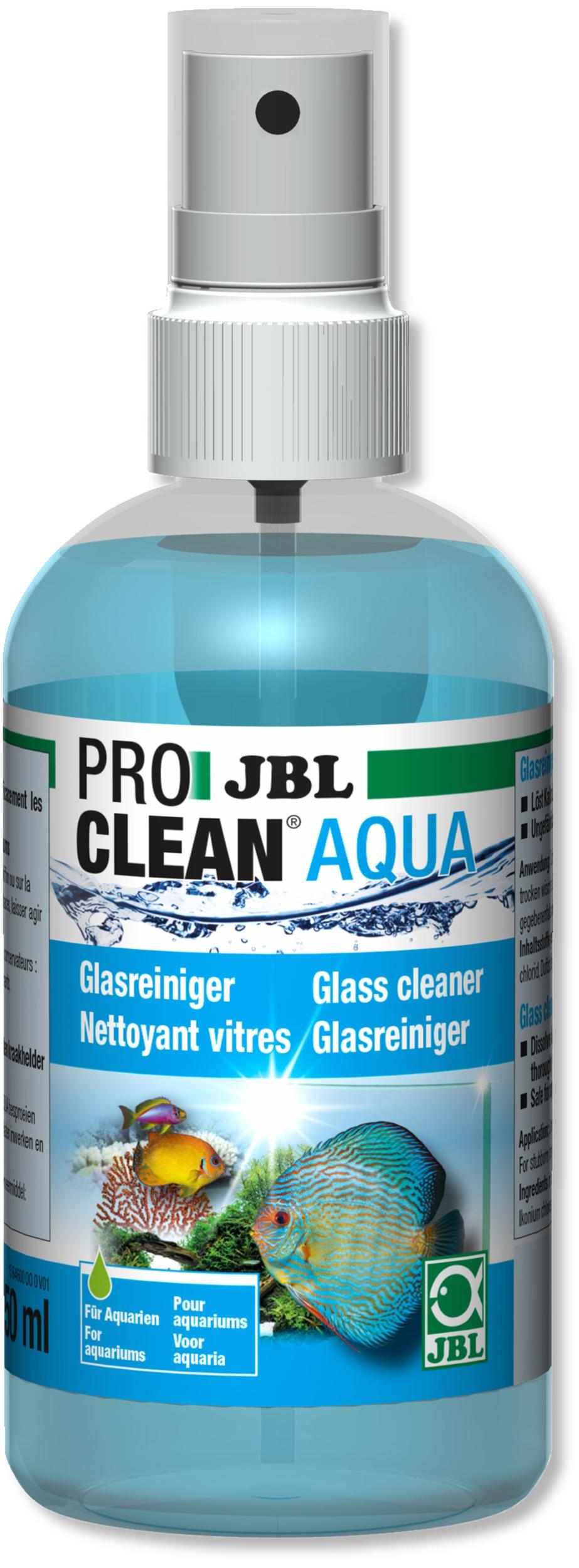 JBL ProClean Aqua 250 ml nettoyant spécial pour vitres d\'aquarium