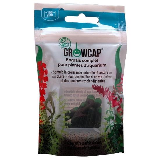 SONGROW GrowCap pour volume 100 à 250 L engrais complet avec micro-organismes pour plantes d\'aquarium