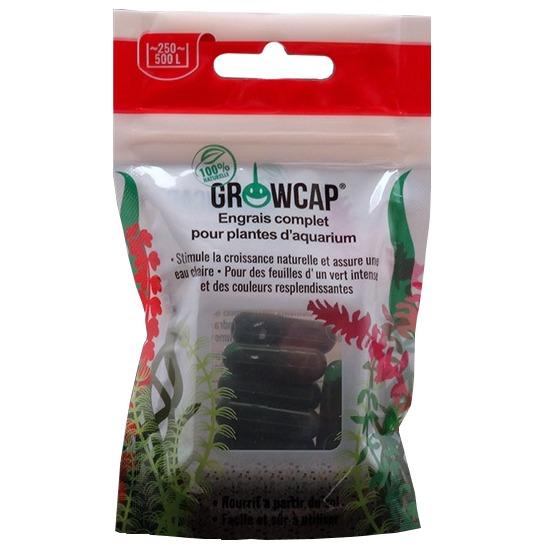 SONGROW GrowCap pour volume 250 à 500 L engrais complet avec micro-organismes pour plantes d\'aquarium
