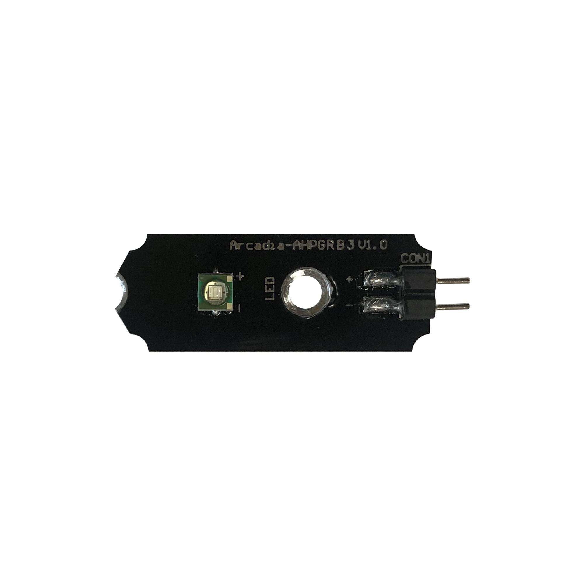 LED de rechange Royal Blue 450-465nm 3W (Réf : 216131) pour Série 6 AQUARIUM SYSTEMS et ARCADIA