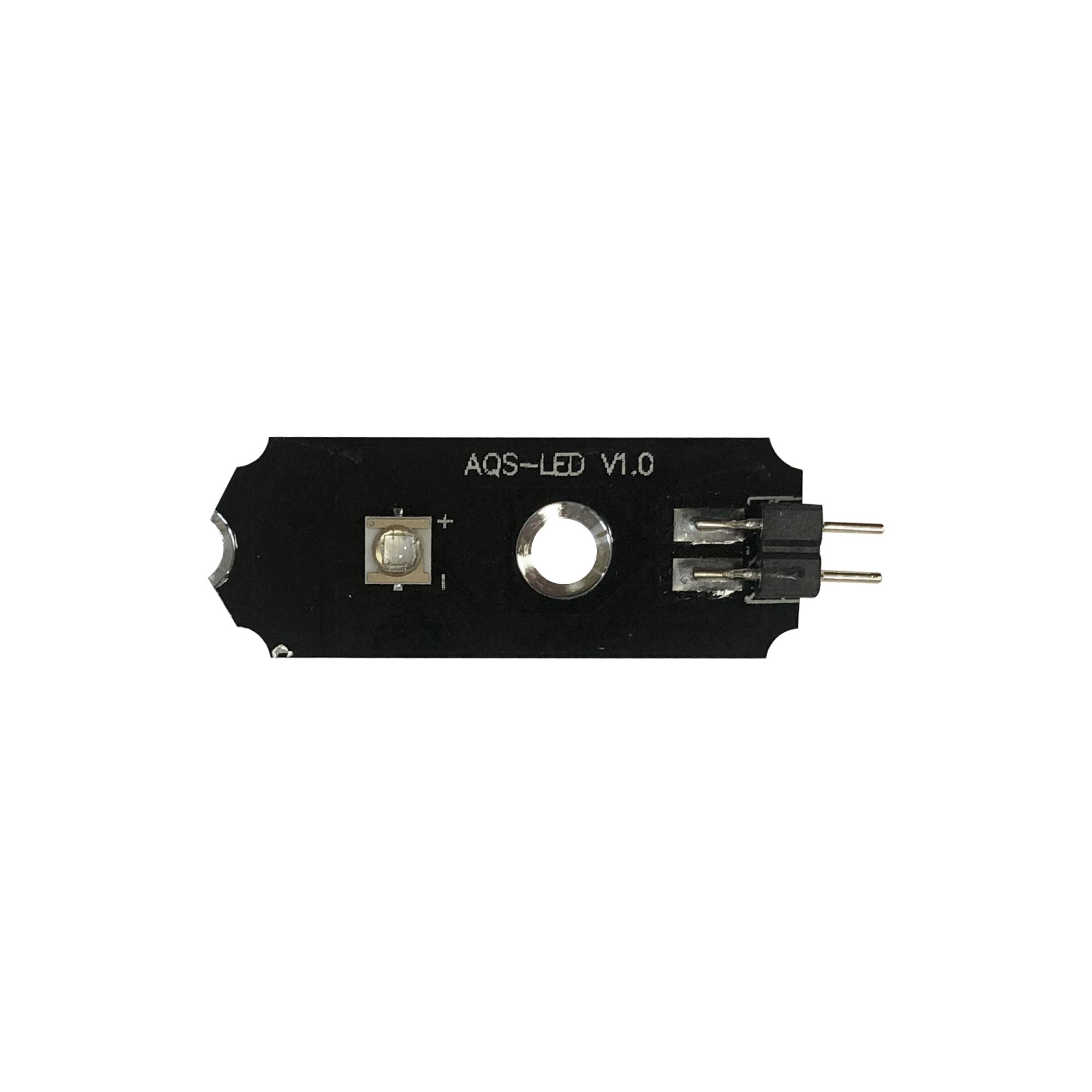 LED de rechange UV 405-410nm 3W (Réf : 216134) pour Série 6 AQUARIUM SYSTEMS et ARCADIA