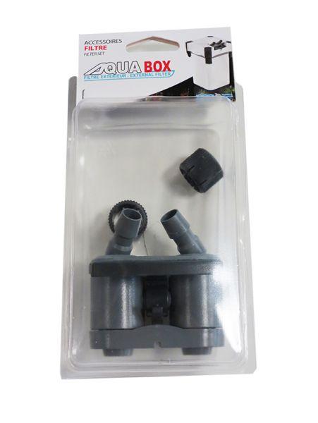 AQUAVIE Kit robinet pour filtre Aquabox 350 et 500