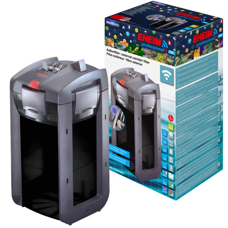EHEIM 2078 professionel 5e 700 filtre externe électronique avec WiFi intégré pour aquarium jusqu\'à 700L