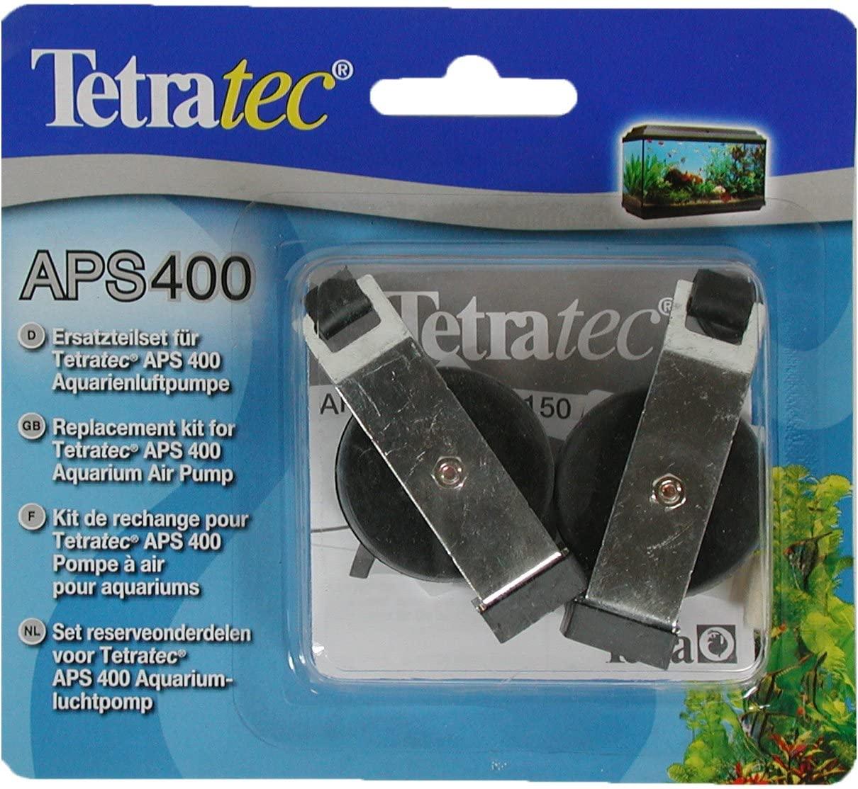 TETRA Kit de réparation avec 2 membranes pour pompe à air APS 400
