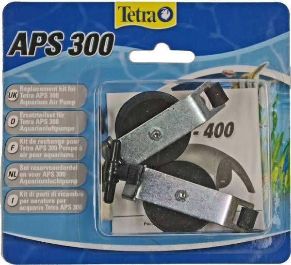TETRA Kit de réparation avec 2 membranes pour pompe à air APS 300