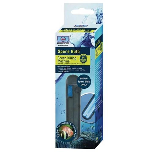 AA Ampoule de remplacement 9W pour stérilisateur UV-C Green Killing Machine