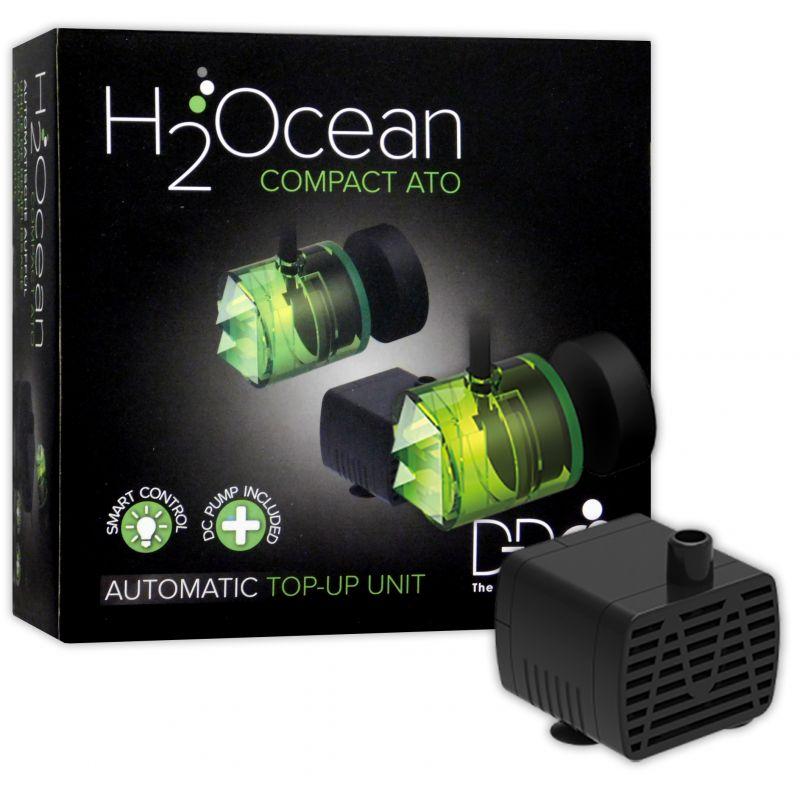 D-D H2Ocean Compact ATO osmolateur complet avec contrôleur et double capteur optique intégré