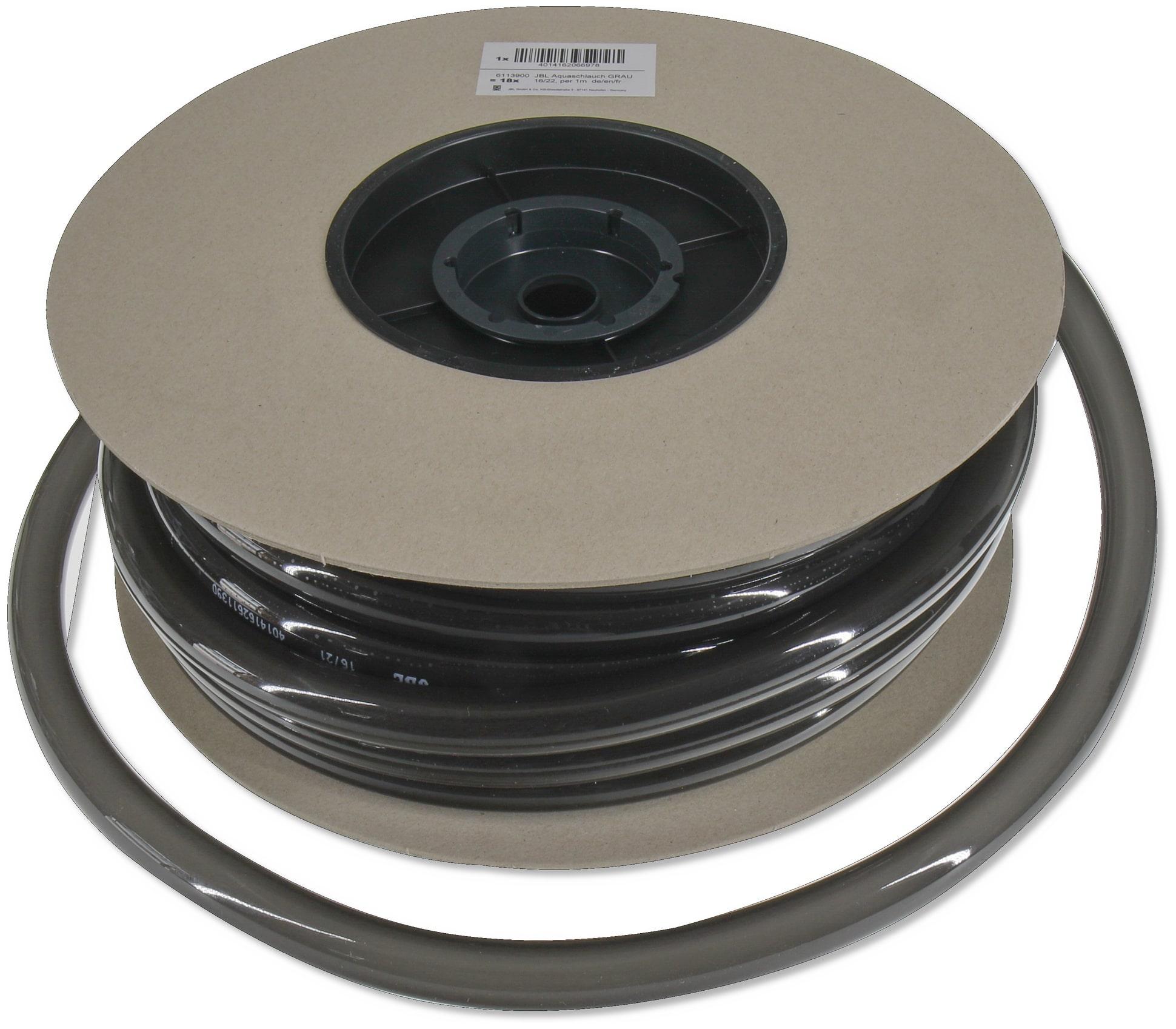 JBL Tuyau gris 16/22 mm pour la circulation d\'eau. Vente au mètre