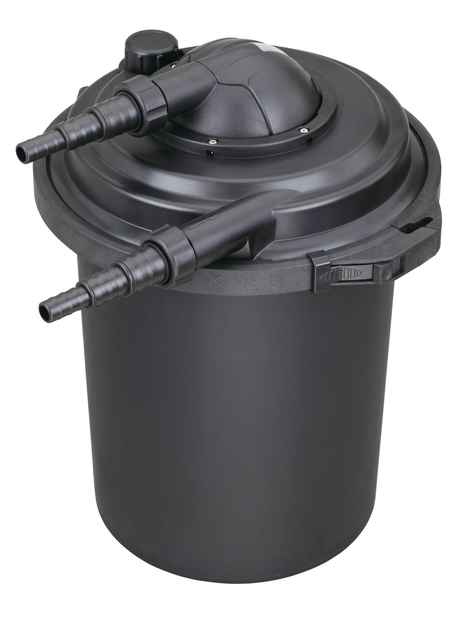 VT Pressure Filter 6000 filtre à pression avec stérilisateur UV-C 9W pour bassin jusqu\'à 6000 L