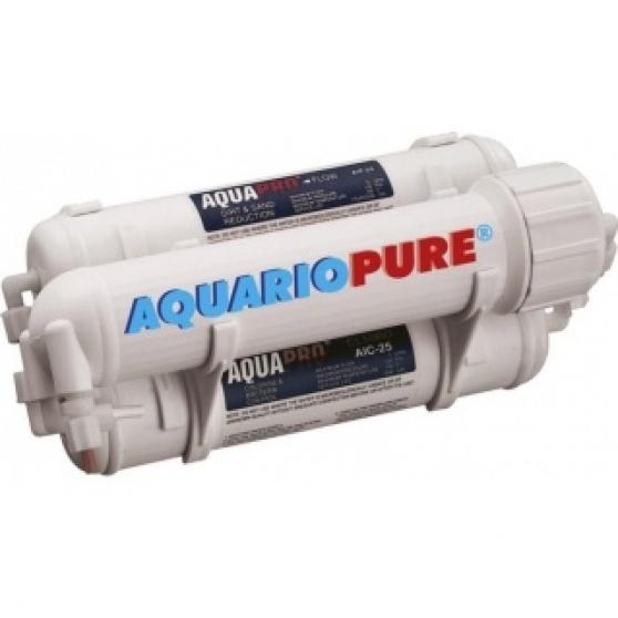 AQUAPRO AquarioPure 100 GPD osmoseur pour production jusqu\'à 380 L/jour d\'eau osmosée