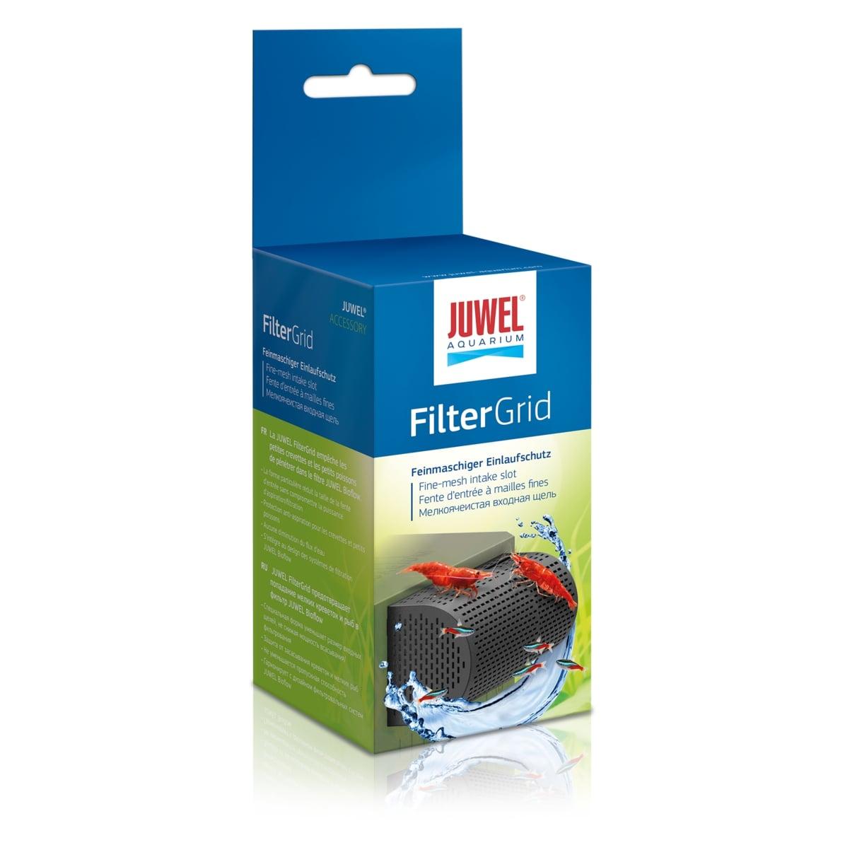 JUWEL FilterGrid kit de grilles de protection a mailles fines pour filtres JUWEL