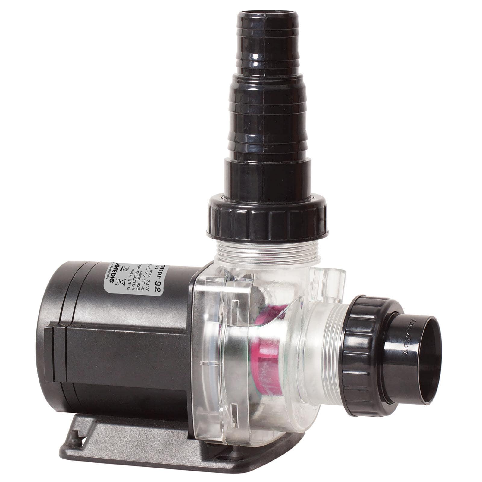 AQUA MEDIC AC Runner 9.2 pompe de relevage 9000 L/h pour aquarium d\'eau douce et d\'eau mer