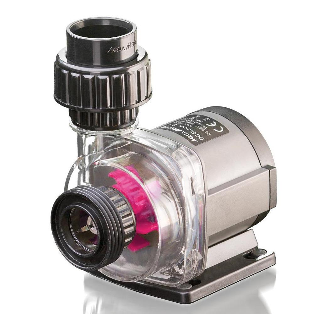 AQUA MEDIC DC Runner 2.3 Ultra Silent pompe 2000 L/h avec contrôleur pour aquarium d\'eau douce et d\'eau mer