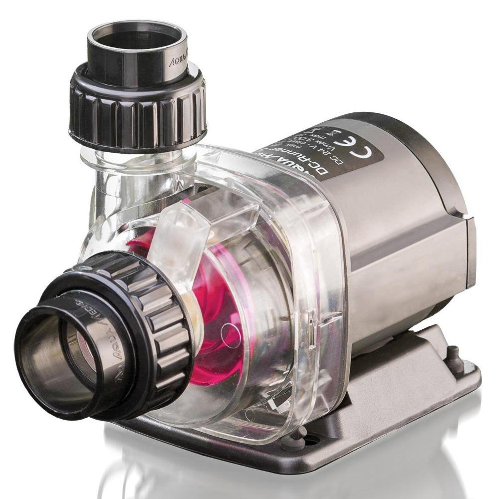 AQUA MEDIC DC Runner 3.3 Ultra Silent pompe 3000 L/h avec contrôleur pour aquarium d\'eau douce et d\'eau mer