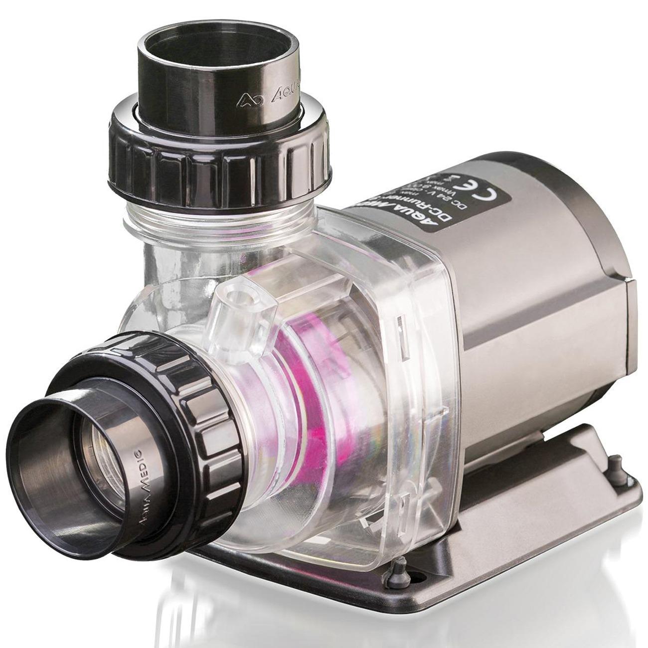 AQUA MEDIC DC Runner 9.3 Ultra Silent pompe 9000 L/h avec contrôleur pour aquarium d\'eau douce et d\'eau mer