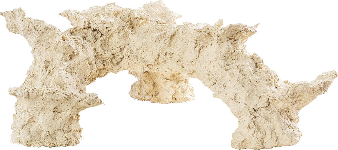 ARKA Arch 3D 30 x 30 cm roche céramique haute porosité pour aquarium d\'eau de mer
