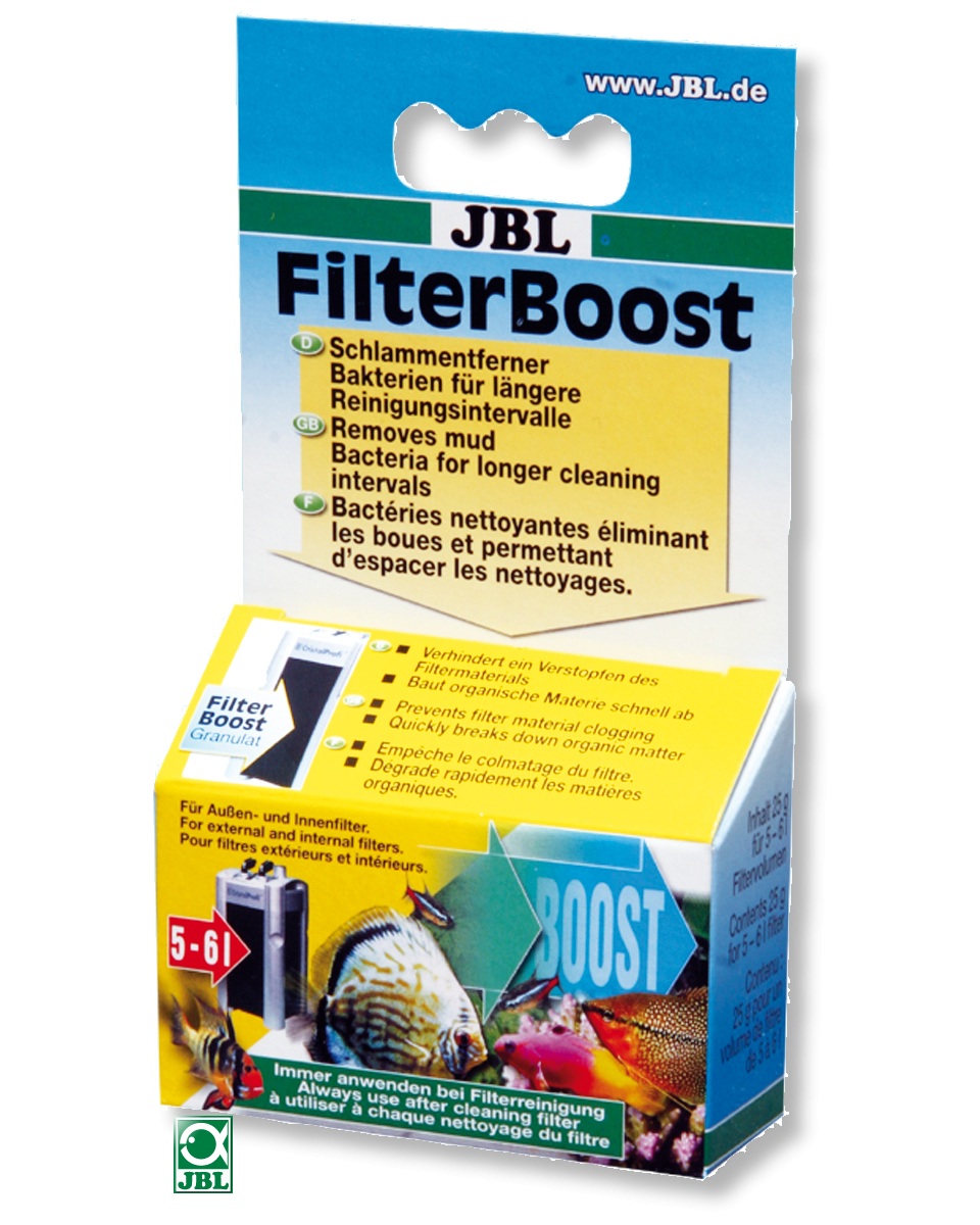 JBL FilterBoost optimise les performances de votre filtre
