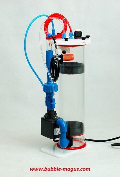 BUBBLE MAGUS C100-1AT réacteur à calcaire pour aquarium jusqu\'à 500L