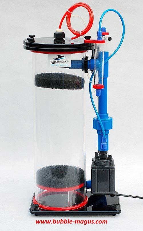 BUBBLE MAGUS C150-1AT réacteur à calcaire pour aquarium jusqu\'à 1500L