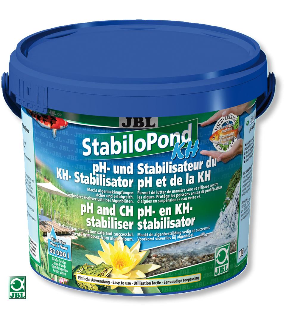JBL StabiloPond KH 1 KG stabilisateur de pH pour bassins de jardin
