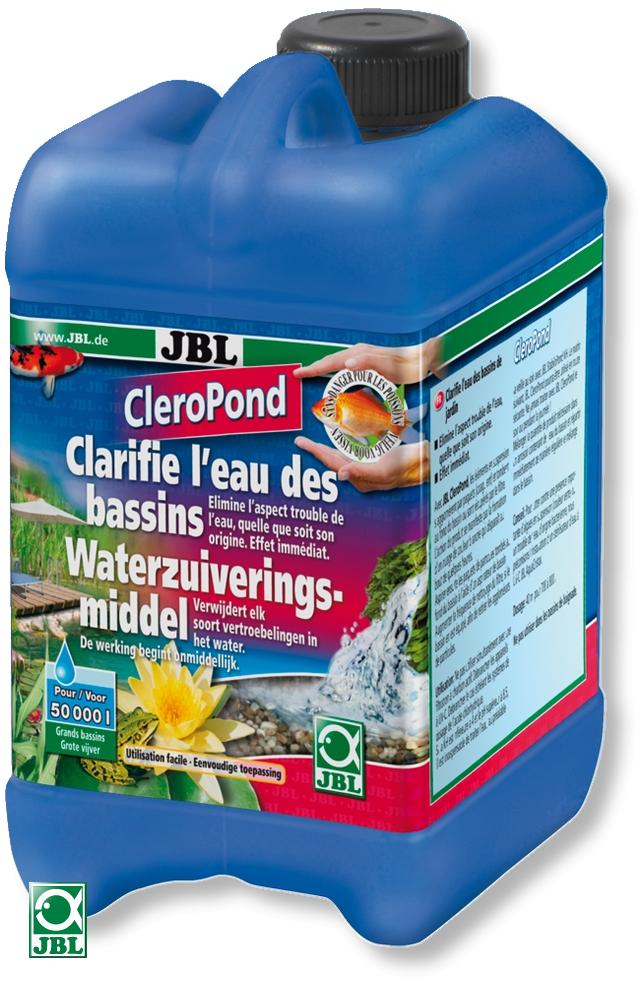 JBL CleroPond 2,5 L clarificateur d\'eau pour bassins jusqu\'à 50000 litres