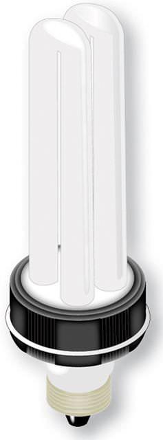Nouvelle ampoule AMTRA Tropical River 7500°k lumière blanche pour lampe AMTRA Cosmos 20w Eau douce